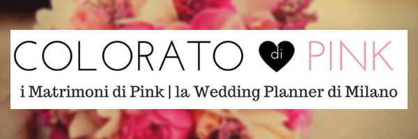 colorato di pink aiuto matrimonio